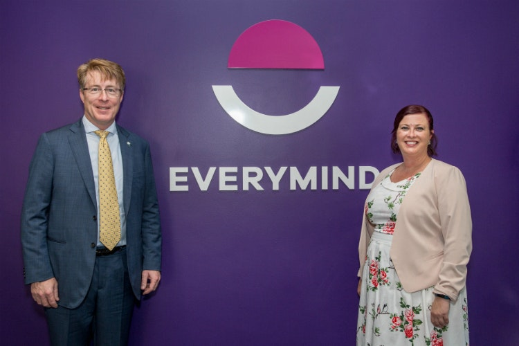 Everymind - Frank Quinlan and Jaelea Skehan
