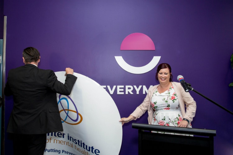 Everymind - Marc Bryant And Jaelea Skehan Do The Reveal