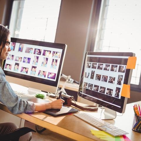 Graphic Designer Image