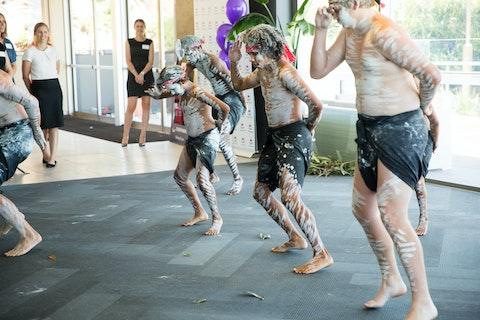 Wakakulang Aboriginal dance group