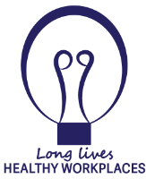 Long Lives Healthy Workplaces logo