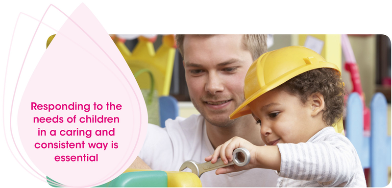Connections: A resource for early childhood educators about